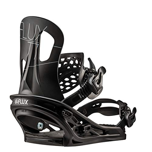 Flux TT 2018/19 Snowboard Bindings Size Black, Medium