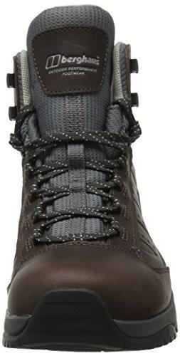 para de Tex Marrón Senderismo Brown Boots Explorer Bear Active Grey M Walking Berghaus Botas Gore Mujer q4IwvAx8