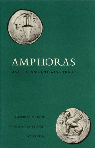 Amphoras and the Ancient Wine Trade (Agora Picture -