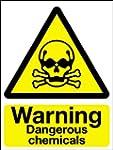 Hazard Warning Safety Sign - Warning...