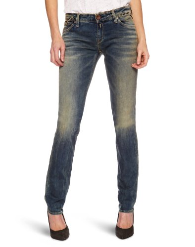 blue Jeans Blu blau Opaco Denim Replay Donna Attillata xFdgawwCq