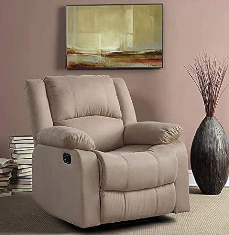 Amazon.com: Sofá reclinable para sala de estar, de ...