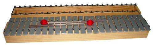 Metalófono intratonal, 24 tonos by SAMBA