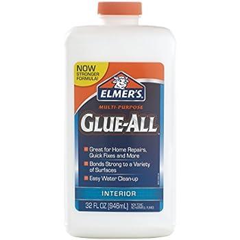 Elmer's Glue-All Multi-Purpose Liquid Glue, Extra Strong, 32 Ounces, 1 Count