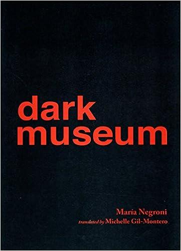 Dark Museum (Salvo) by Amazon