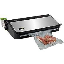 FoodSaver FM24350ECR Vacuum Sealing System and Handheld Sealer for Food Preservation