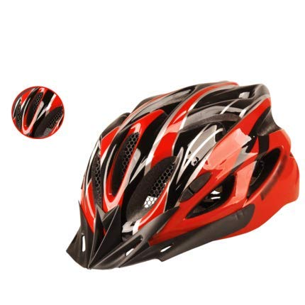 Bluetooth Science Rocket (YXDDGG Adult Cycling Bike Helmet Specialized for Men Women Safety Protection Adjustable Lightweight Helmet-C L)