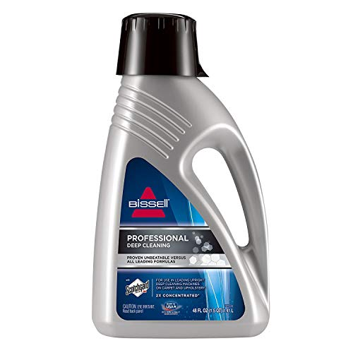 Best Carpet Machine Detergents