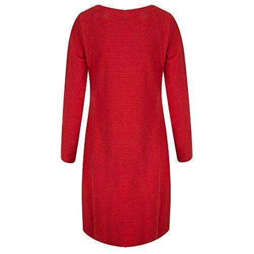 Sandwich Clothing Damen Kleid Pop Red Pop Red s6GQ5VRHTh