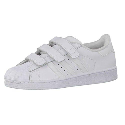 adidas Superstar Foundation CF C - Zapatillas Para Niño White