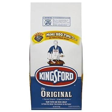 Kingsford 31212 Natural Organic Charcoal (2 Pack), 16.7 lb