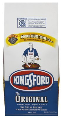 Kingsford Products 31212 Natural Organic King Charcoal (2 Pack), 16.7 lb