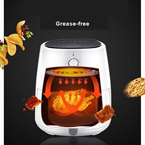 Air Fryer 3,5L 1300-Watt elektrische luchtfriteuses Ovenolievrije antiaanbaklaag voor frituren, braden, grillen, bakken