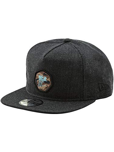 - Troy Lee Designs Men's Race Camo Snapback Adjustable Hats,One Size,Heather Black