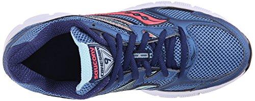 Coesione Donna 9 Scarpe Da Corsa Blu / Azzurro / Corallo
