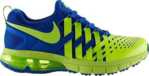 Nike Scarpe da ginnastica Fingertrap Max, Uomo volt hyper cobalt 774