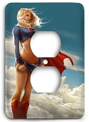 - Custom Hot Girls of Marvel v4 Super Girl Outlet Cover