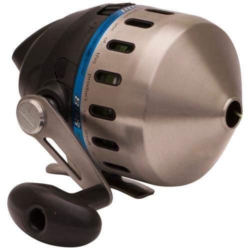 (Zebco 808HBOWHD, 200, BX3 808 Series Reel, Bowfisherhd, Spincast, Boxed)