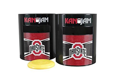- Kan Jam NCAA Ohio State Buckeyes Disc Gameohio State Buckeyes Disc Game, Team Color, 11.875