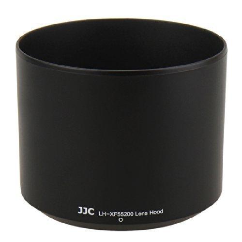 JJC LH-XF55200 Lens Hood Shade For Fujifilm XF 55-200mm F3.5-4.8R LM OIS Lens Replaces Fujifilm 55-200mm Lens Hood