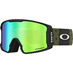 The Line Miner goggle was created with the purpose of providing the ultimate in peripheral vision, with a cylindrical-style design. We were able to pull the goggle in closer to your face than ever before, allowing for incredible downward and ...