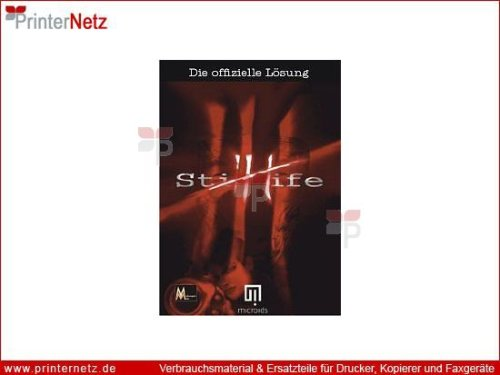 Still Life (Lösungsbuch)