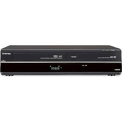 amazon com toshiba dvd vhs recorder dvr620 discontinued 2009 rh amazon com