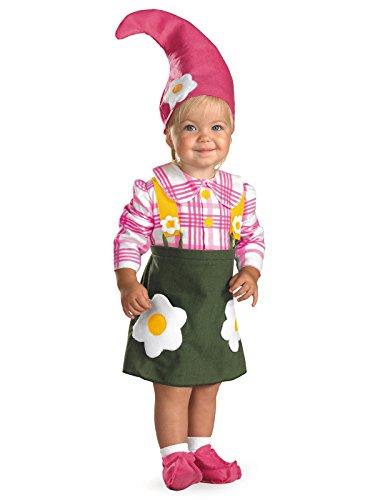 Flower Garden Gnome Costume, 12-18