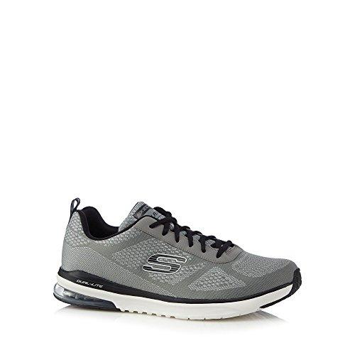 Skechers - zapatillas de deporte y exteriores Hombre gris