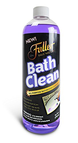 (Fuller Brush BathClean Basin, Tub, and Tile Cleaner - 24 oz Refill)