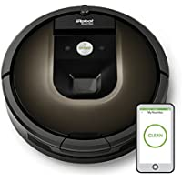 iRobot Roomba 980 Robotic Vacuum Wi-Fi Connected Mapping