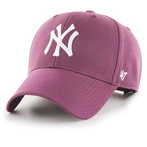 York Snapback Ciruela Yankees Marca New Cap 47 Mvp UqxROZBw