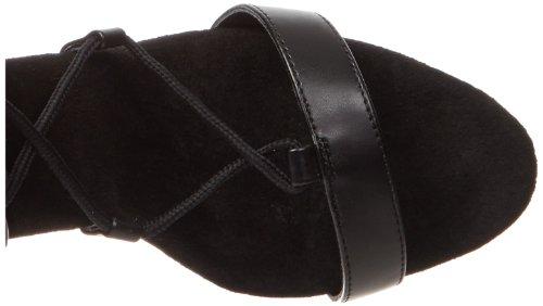 Blk Blk EU Faux DELIGHT UK 41 600 8 Leather Pleaser 38 xtgY7qgw