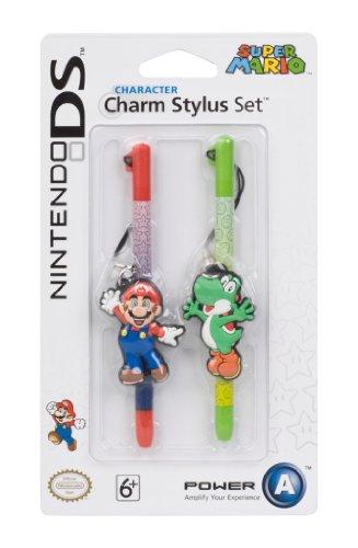 Nintendo 3DS - Mario Stylus Set (DS/DS lite/DSi/DSi XL/3DS)