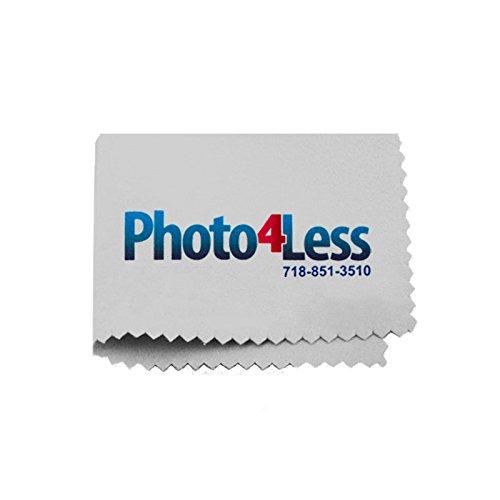 Itoya Art Profolio Multi-Ring Mini Refillable Binder - 8.5 x 11 (20 Sheets) + Itoya Art Portfolio Polyglass Refill Pages (Set of 10) 8.5'' x 11'' PR811 + Photo4Less Cleaning Cloth + Presentation Bundle by Photo4Less (Image #4)