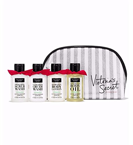 Victoria's Secret Verbena Travel Set, Platinum 5 Piece Set