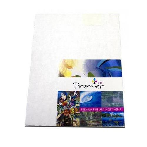 Premier Imaging Premium Photo Textured Luster RC Inkjet Paper, 10.4mil, 260g/m2, Borderless 8x10