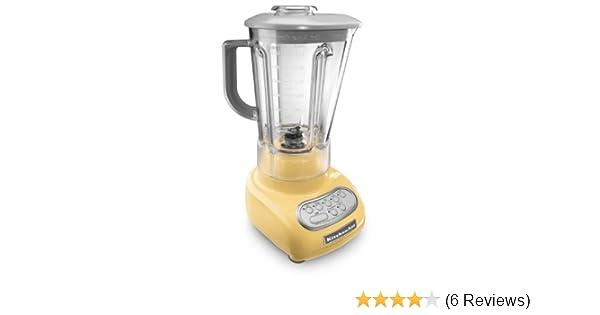 amazon com kitchenaid 5 speed blender with polycarbonate jar 0 9