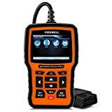 FOXWELL NT510 Automotive OBD2 Scanners Code Reader for BMW All System Car Diagnostic Scan Tool with Battery Registration