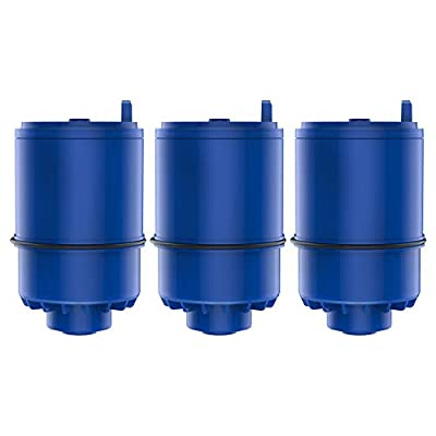 AQUACREST Replacement for Pur RF-9999 Faucet Water Filter(Pack of 3)