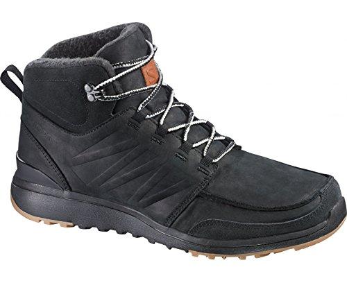 SalomonUtility - zapatillas de trekking y senderismo de media caña Hombre - negro