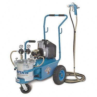 Binks - 98-3164 - 2.8 gal. 1-Stage HVLP Paint Sprayer