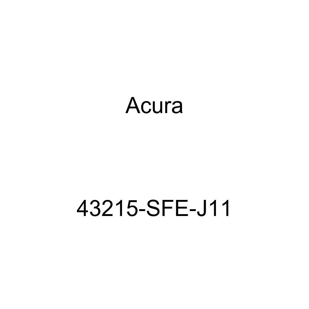 Acura 43215-SFE-J11 Disc Brake Caliper Piston