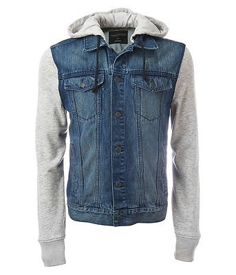 jean-and-fabric-hooded-sleeve-knit-button-up-jacket-by-aeropostale-size-mens-small