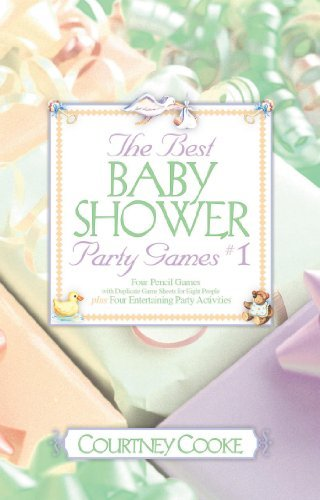 The Best Baby Shower Party Gam (Party Games and Activities) by C. Cooke (1997-06-23)