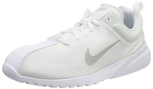 Nike Wmns Superflyte, Zapatillas de Running para Mujer, Blanco (White/Pure Platinum/White 100), 43 EU