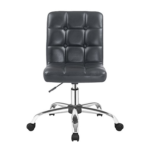 Porthos Home Parker Office Chair, black Review