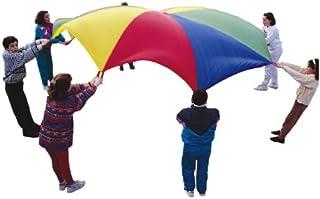 Softee 0009632 Parachute Multicolore, Taille L, 6m 6m