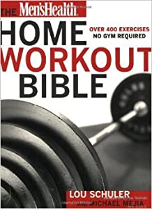 Hardcover The Home Workout Bible Book