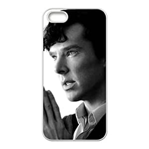 WJHSSB Diy Benedict Cumberbatch Selling Hard Back Case for Iphone 5 5g 5s
